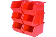 Műanyag tároló doboz 36*22,5*16,5