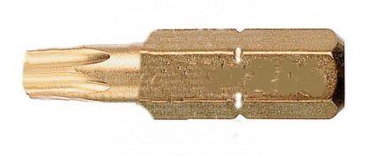 TORX-30 Behajtóhegy USH ISOTIN Titán bevonatos behajtóhegy