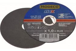 Vágókorong INOX MODECO 115x1